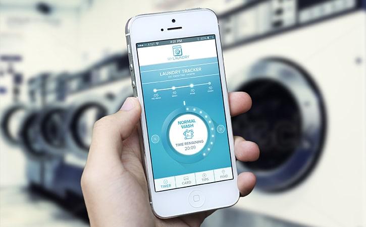 Laundry-App